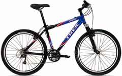 Picture: Bicycle, Type: Trek 4500 / 2003